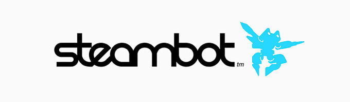 SteamBot_Studio_logo_White