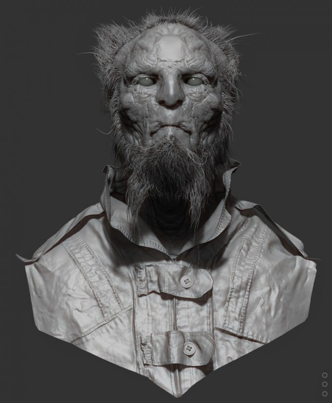 David Munoz Velazquez concept art Model01
