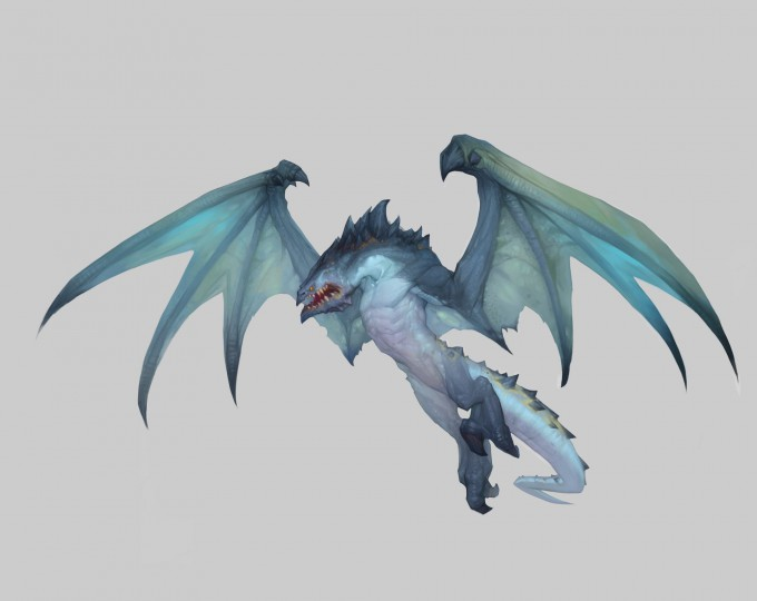 Viktor_Titov_Concept_Art_dragon
