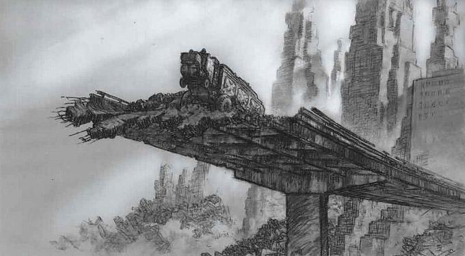 Wall-E Concept Art | Concept Art World