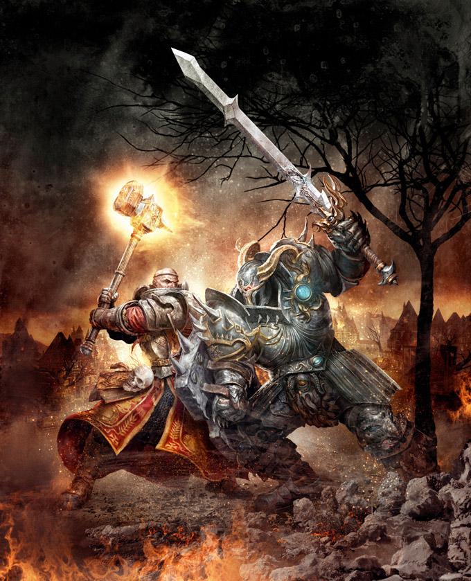 Warhammer Online is an MMORPG
