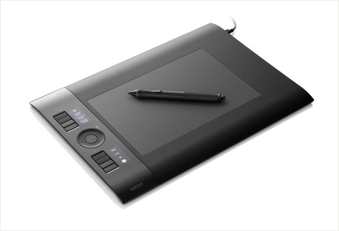 Wacom Intuos4 Graphics Tablet