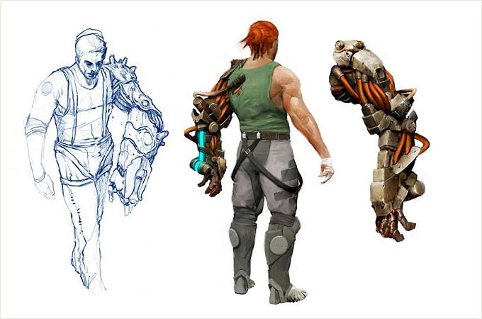 bionic commando 08