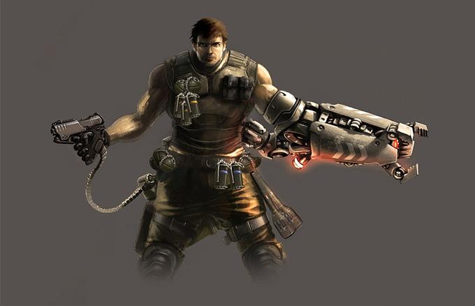 bionic commando 12