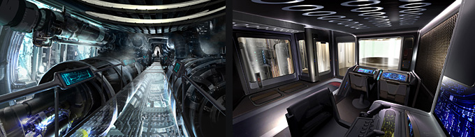 Star Trek Concept Art By Ryan Church