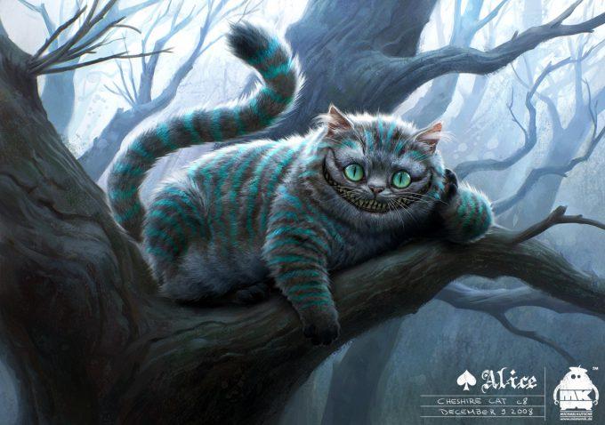 Michael_Kutsche_Concept_Art_alice_cheshire-cat