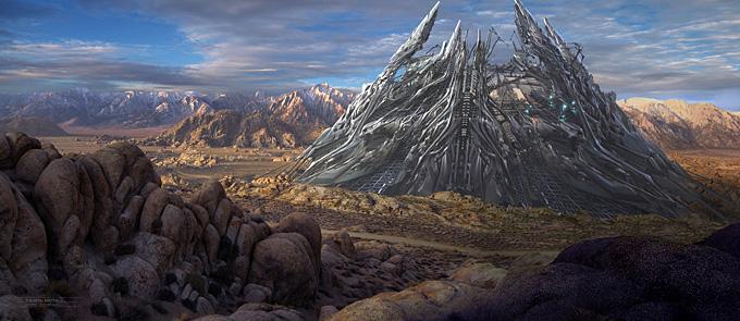 Transformers 2 Concept Art