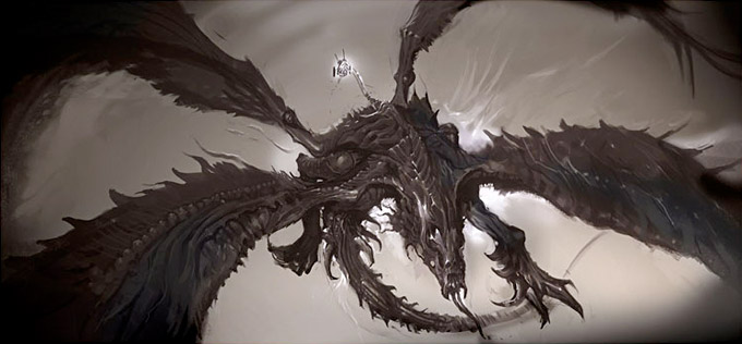 dragon concept art and illustrations i concept art world