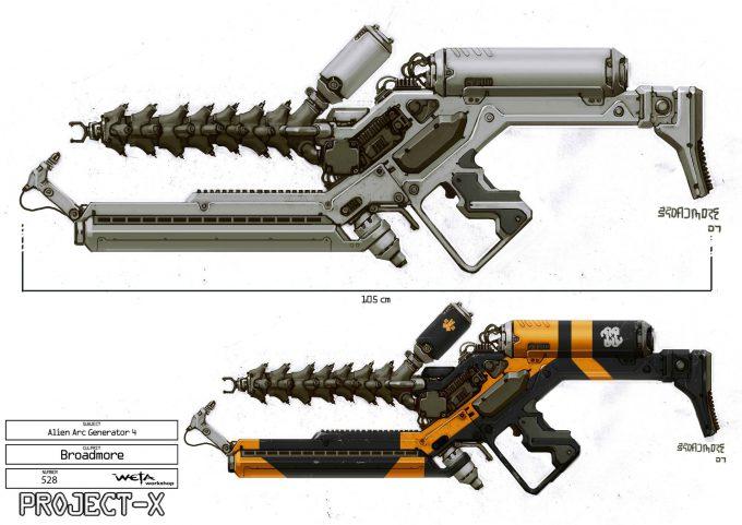 weta workshop design studio 528alien arc generator4b fin