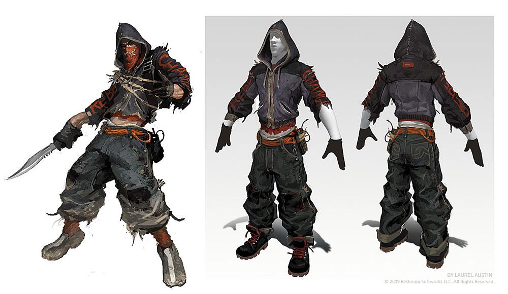 Brink - Resistance Character