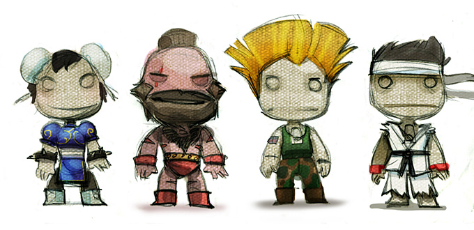 LittleBigPlanet 3 Wallpaper by ThePonkke on DeviantArt