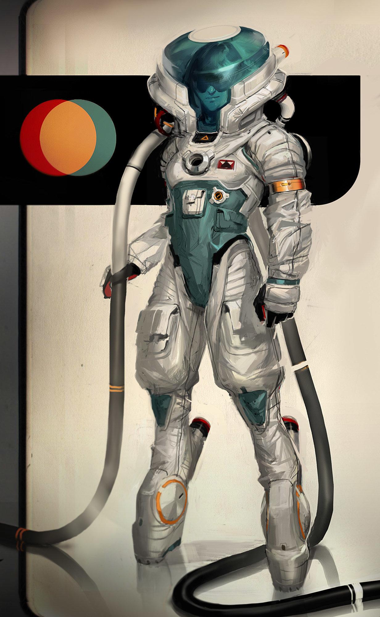 new space suit concept - photo #16