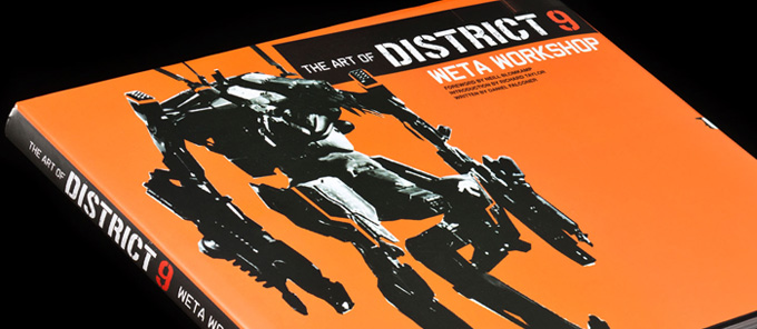 [bank] liste d'ART BOOK Art_of_District_9_Weta_WorkShop_01a