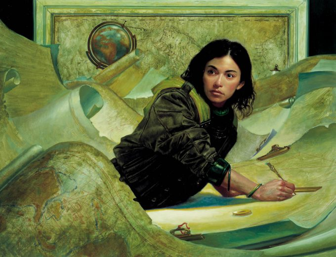 Donato_Giancola_Art_Illustration_Cartographer