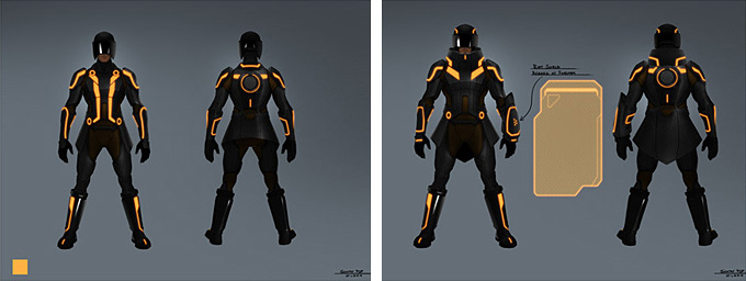 Tron Evolution Art Chris Glenn 10a