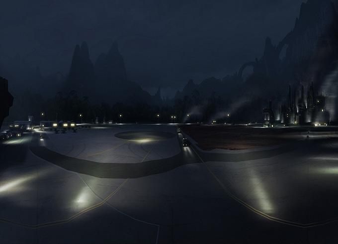Avatar Concept Art by Ben Procter 018a