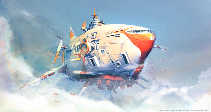 Concept Art World » Blog Archive » Giuseppe Severino