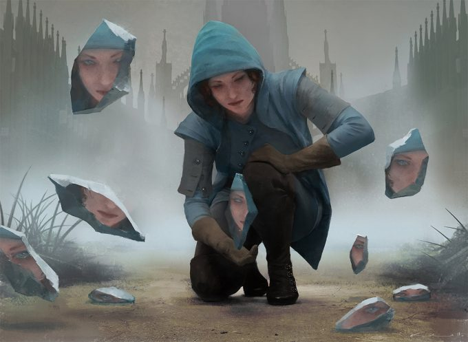 Igor_Kieryluk_Concept_Art_Illustration_self-reflection