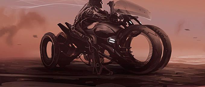 Cycle Designs David Levy 01a
