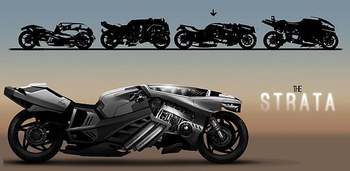 Justin Oaksford Concept Bike 01a
