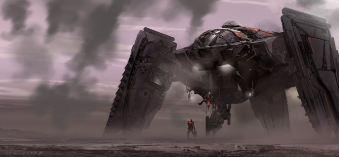 Matt_Allsopp_Concept_Art_Folding_ship_final s