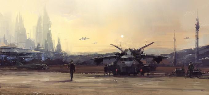 Atomhawk_Airbase_Speedpaint_001