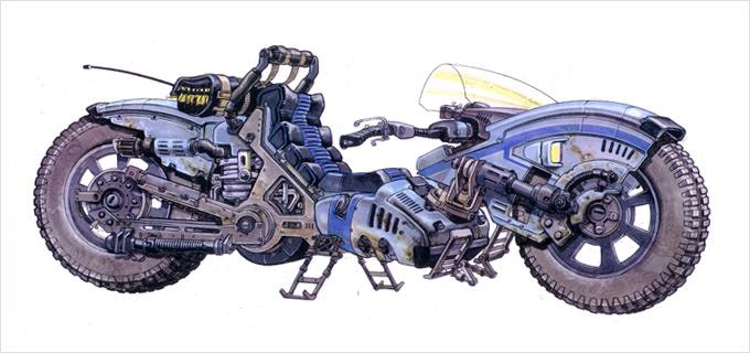 Cycle Designs Jim Martin 01