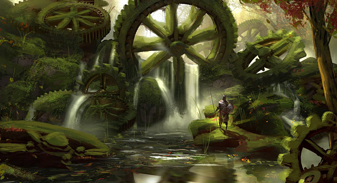 <b>Concept Art</b> | <b>Guild Wars</b> 2