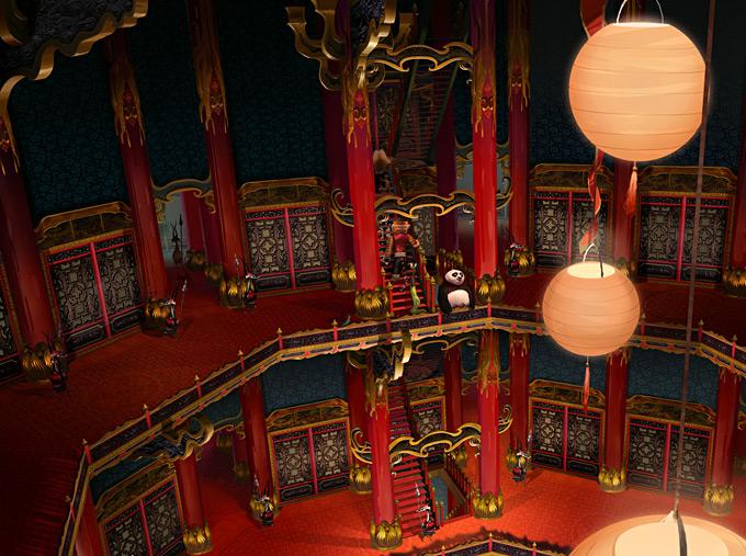 The Art of Kung Fu Panda 2 Mike Yamada 03a