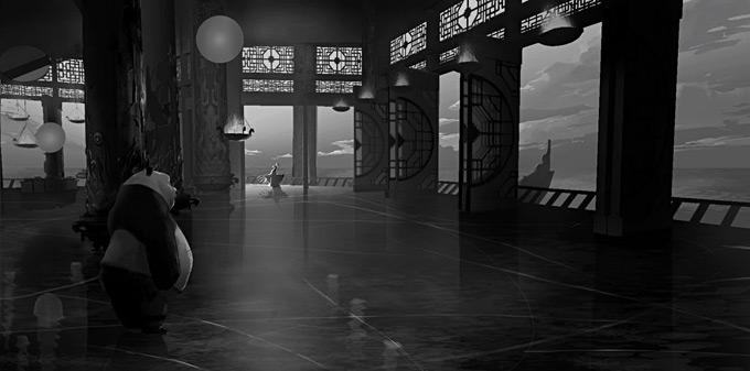 The Art of Kung Fu Panda 2 Mike Yamada 04a