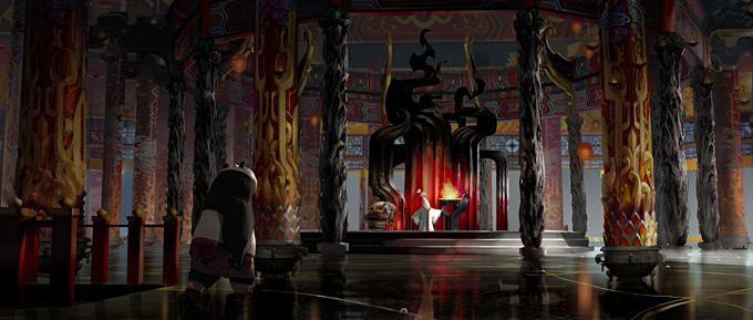 The Art of Kung Fu Panda 2 Mike Yamada 05a
