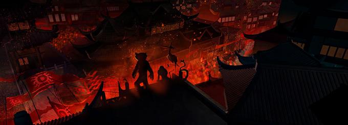 The Art of Kung Fu Panda 2 Mike Yamada 06a