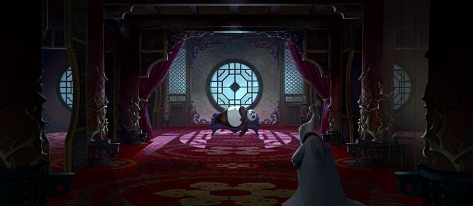 The Art of Kung Fu Panda 2 Mike Yamada 11a