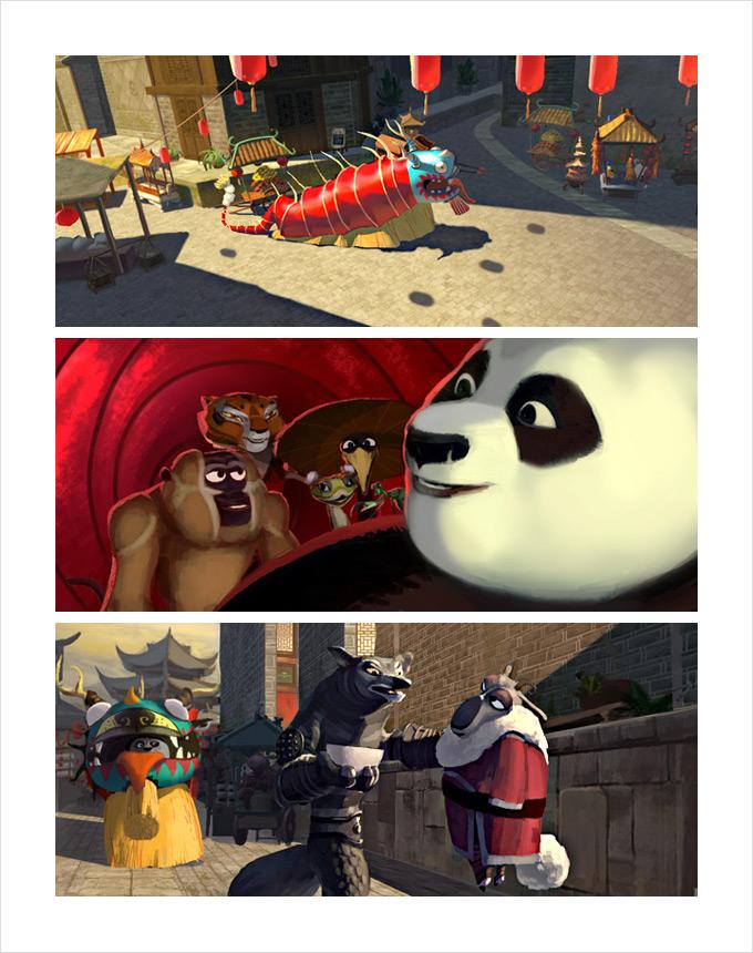 The Art of Kung Fu Panda 2 Mike Yamada 12a