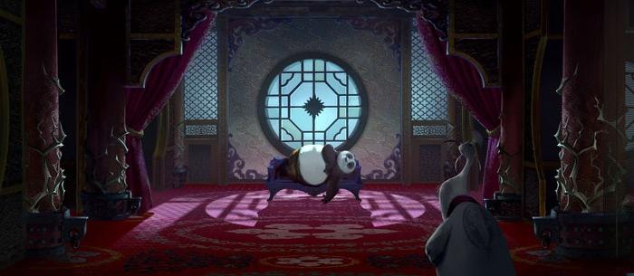 The Art of Kung Fu Panda 2 Mike Yamada main2