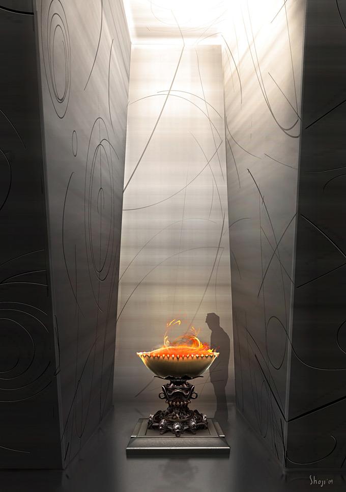 Thor Concept Art by Craig Shoji 07a