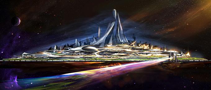 Thor Concept Art by Craig Shoji 18a