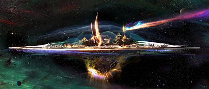 Thor Concept Art by Craig Shoji 19a