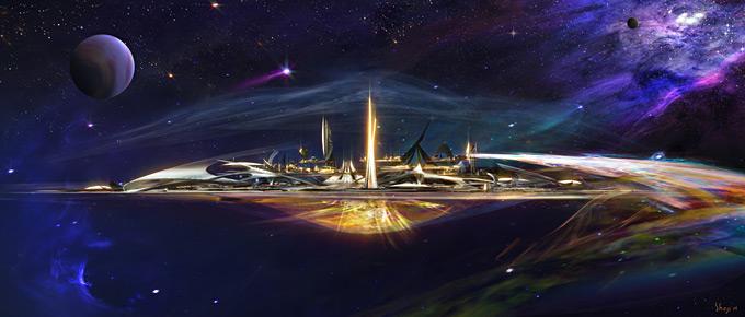 Thor Concept Art by Craig Shoji 20a