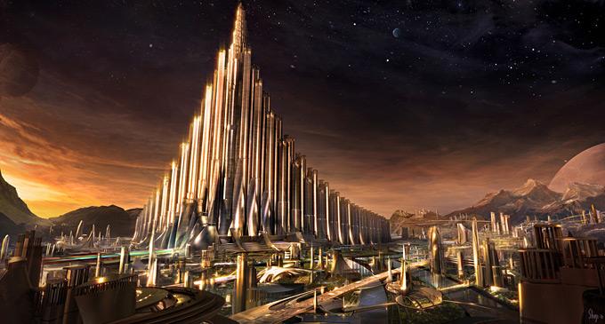 Thor Concept Art by Craig Shoji 24a