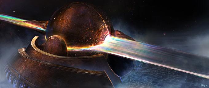 Thor Concept Art by Craig Shoji 31a