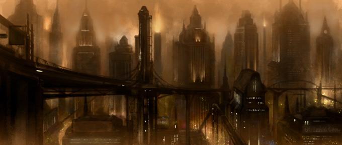 Batman Arkham City Art 03a
