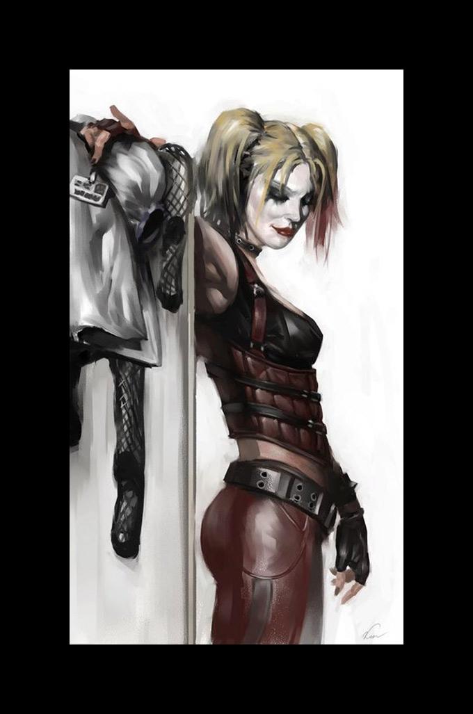 Batman Arkham City Art 14a