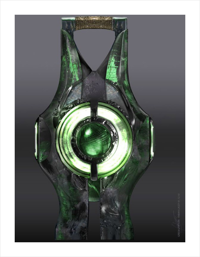 Green Lantern Concept Art by Fabian Lacey 07a
