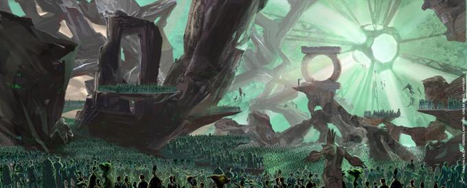 Green Lantern Concept Art by Fabian Lacey 10a