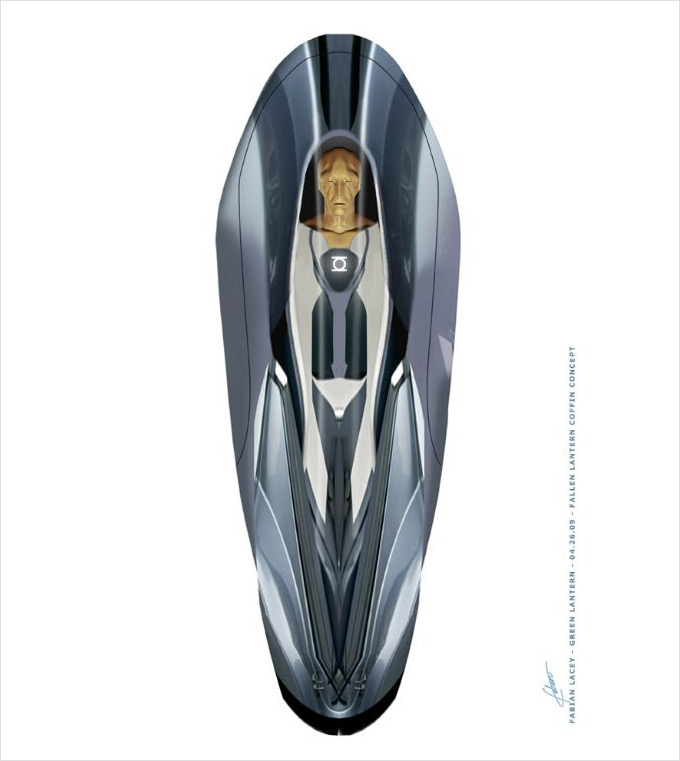 Green Lantern Concept Art by Fabian Lacey 13a