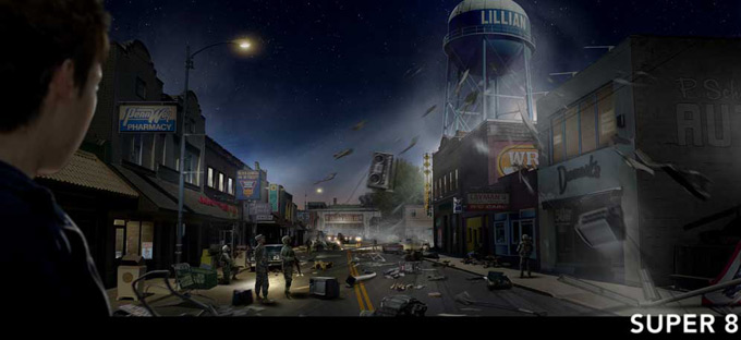 Super 8 Concept Illustrations by Jamie Rama 01a