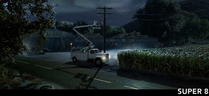 Super 8 Concept Illustrations by Jamie Rama 02a