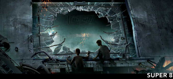 Super 8 Concept Illustrations by Jamie Rama 06a
