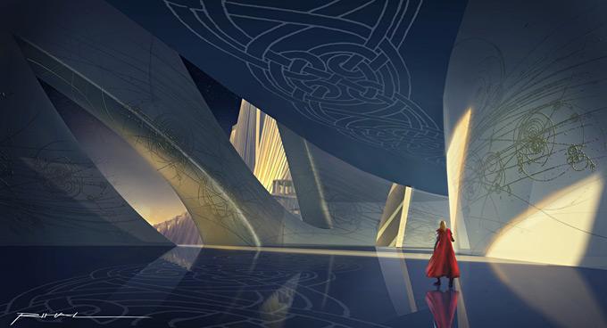Thor Concept Art By Raj Rihal 19a